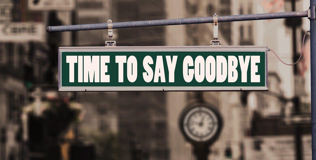 TimeToSayGoodbye