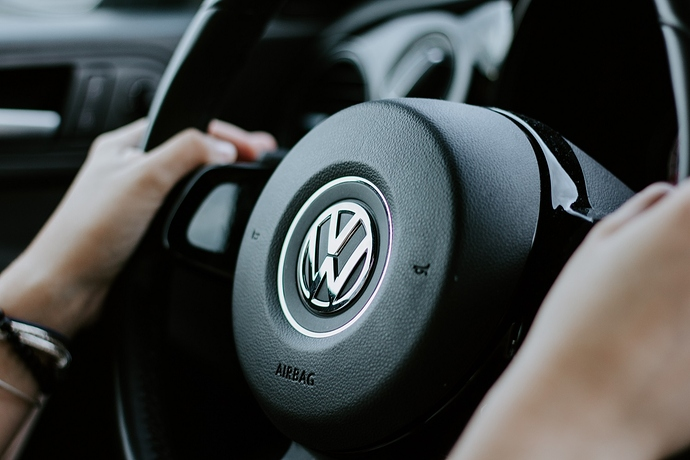 VW Lenkrad